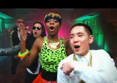 Far East Movement Rye Rye Jello music video