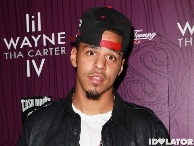 J. Cole Grammy Nominations Best New Artist