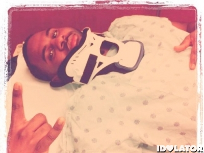 Jason Derulo neck fracture 2012 January canceled tour