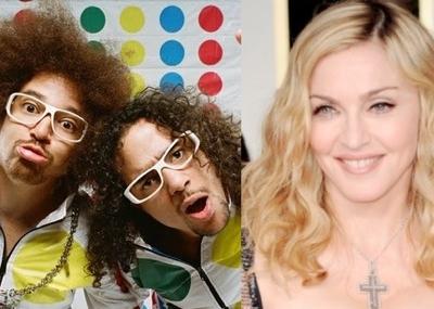 LMFAO Madonna