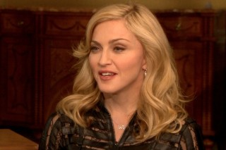Madonna Announces Album Title: 'MDNA'