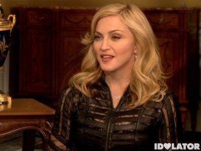 Madonna 2012 ABC New interview W.E. main