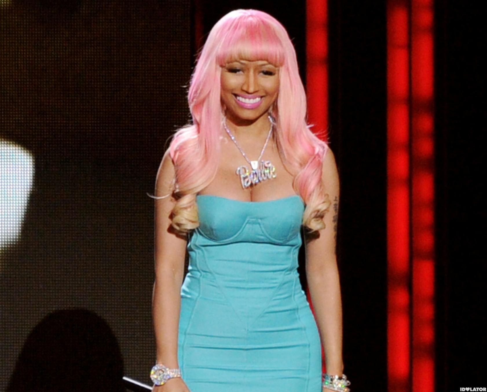Nicki Minaj Grammmy Nominations Best New Artist