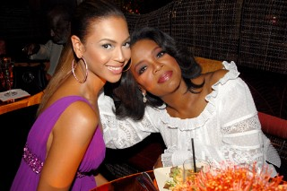 Beyonce And Jay-Z Name Oprah Godmother Of Blue Ivy