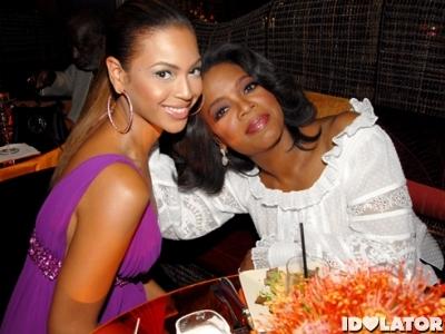 Beyonce And Jay-Z Name Oprah Godmother Of Blue Ivy | Idolator  Beyonce And Jay...
