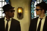 "Chiddy Bang Play Dress Up In ""Ray Charles"" Video"