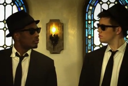 "Chiddy Bang Play Dress Up In ""Ray Charles"" Video"