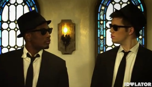 chiddy bang ray charles video
