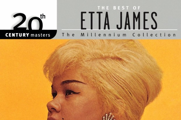 etta james album cover