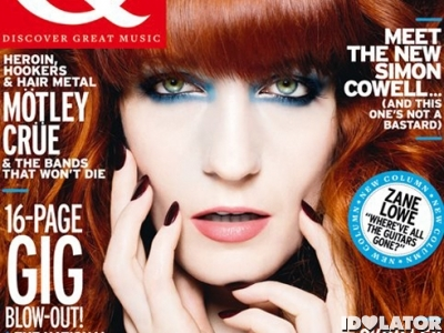 florence and the machine q magazine