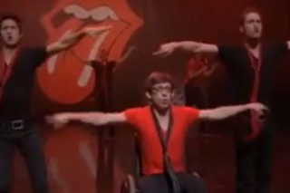 "'Glee' ""Moves Like Jagger"" In A Wheelchair: Morning Mix"