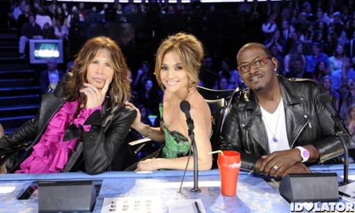Jennifer Lopez american idol season 10