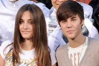 Justin Bieber Attends Michael Jackson Ceremony At Grauman's Chinese Theater (PHOTOS)