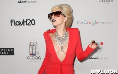 lady gaga you and i pop solo performance grammy nominations 2012