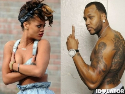 rihanna we found love flo rida