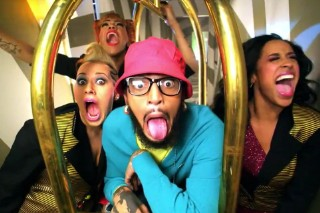 "Travie McCoy Joins Stooshe In ""Love Me"" Video"