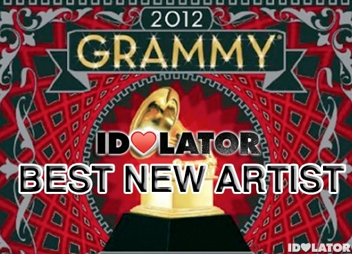 2012 Grammy Awards Idolator prediction Best New Artist