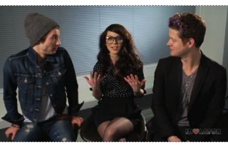 Cady Groves & Hot Chelle Rae On Shania Twain, Karoake And Beach Balls: Favorites