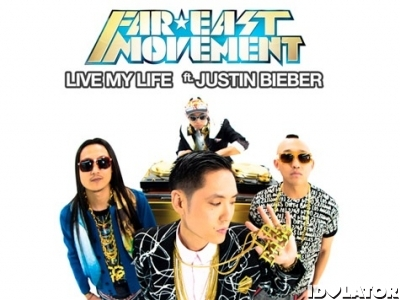 Far East Movement Justin Bieber Live My Life