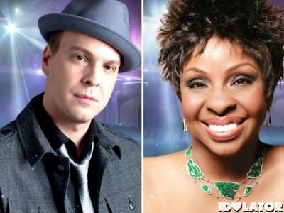 Gavin DeGraw Gladys Knight 2012 DWTS Dancing With The Stars