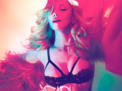 Girl Gone Wild Madonna single art cover