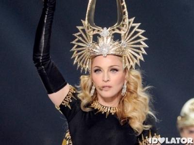 Madonna Super Bowl halftime show Cleopatra
