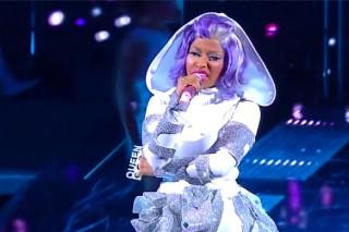 NBA All-Star Game: Nicki Minaj, Pitbull, Chris Brown & Ne-Yo Perform