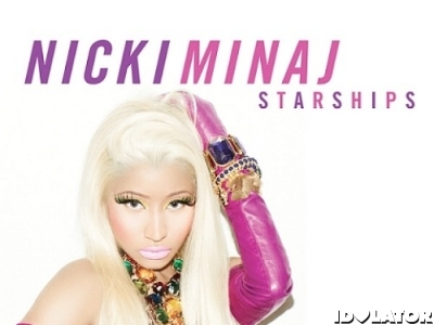Nicki Minaj Starships