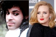 Adele's '21' Now Aiming To Match 'Purple Rain' Reign At #1