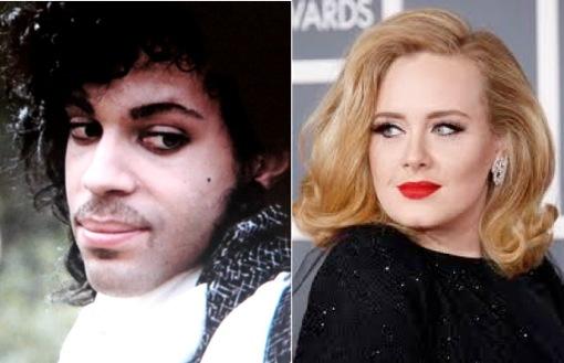 Prince Purple Rain Adele 21