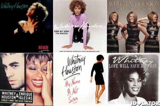 Whitney Houston Miracle Step By Step Million Dollar Bill Could I Have This Kiss Forever My Name Is Not Susan Love Will Save The Day