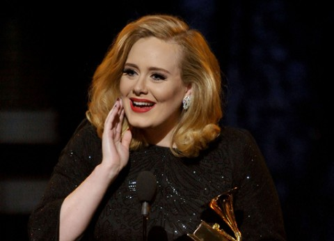 Grammy Winners 2012: Adele Wins It All