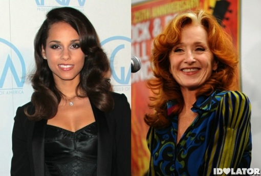 alicia keys bonnie raitt etta james
