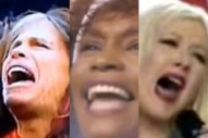 The Best — And Worst! — National Anthem Performances Football Has Ever Seen
