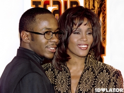 bobby-brown-whitney-houston-1994-getty