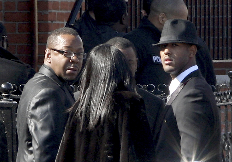Whitney Houston S Funeral Kevin Costner Speaks Alicia