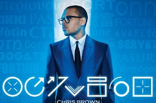 Chris Brown Has Some Serious Symbolism On His 'Fortune' Album Cover