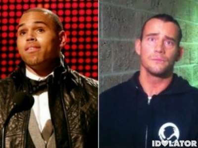 chris brown cm punk