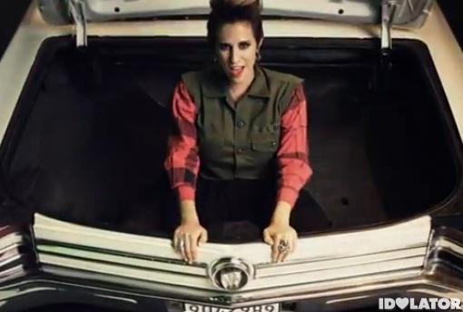 dev in my trunk