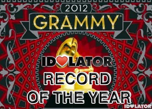 grammy-record of the year