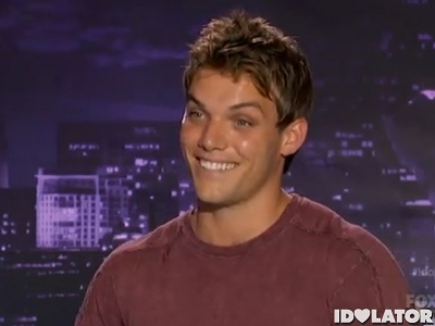johnny keyser american idol