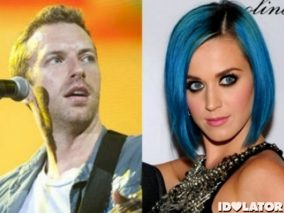 katy perry coldplay
