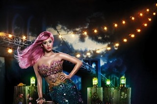 Katy Perry Poses As A Mermaid For David LaChapelle
