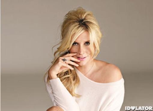 Kesha without