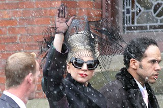 Lady Gaga Launches Born This Way Foundation At Harvard University