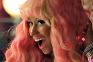 Nicki Minaj And Ricky Martin Work It Out In MAC Viva Glam Behind-The-Scenes