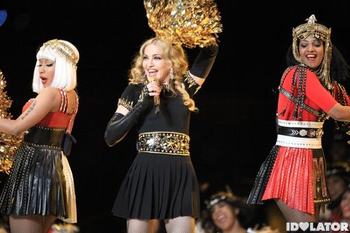 Nicki Minaj Madonna M.I.A.