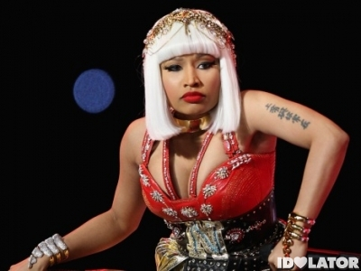 nicki minaj super bowl