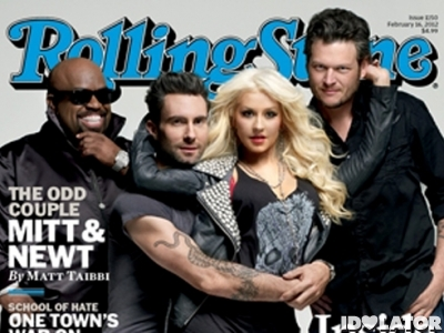 rolling stone the voice