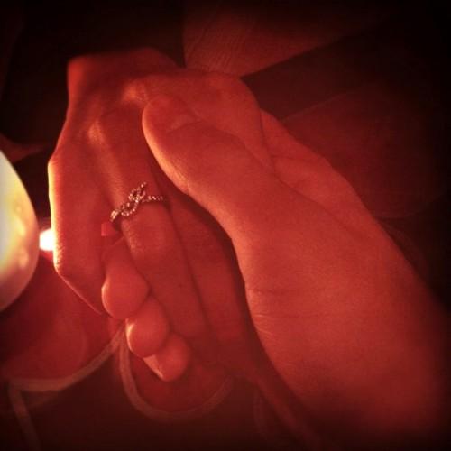 selena gomez justin bieber diamond ring